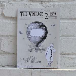 THE VintageBOX™Second Edition_Circus
